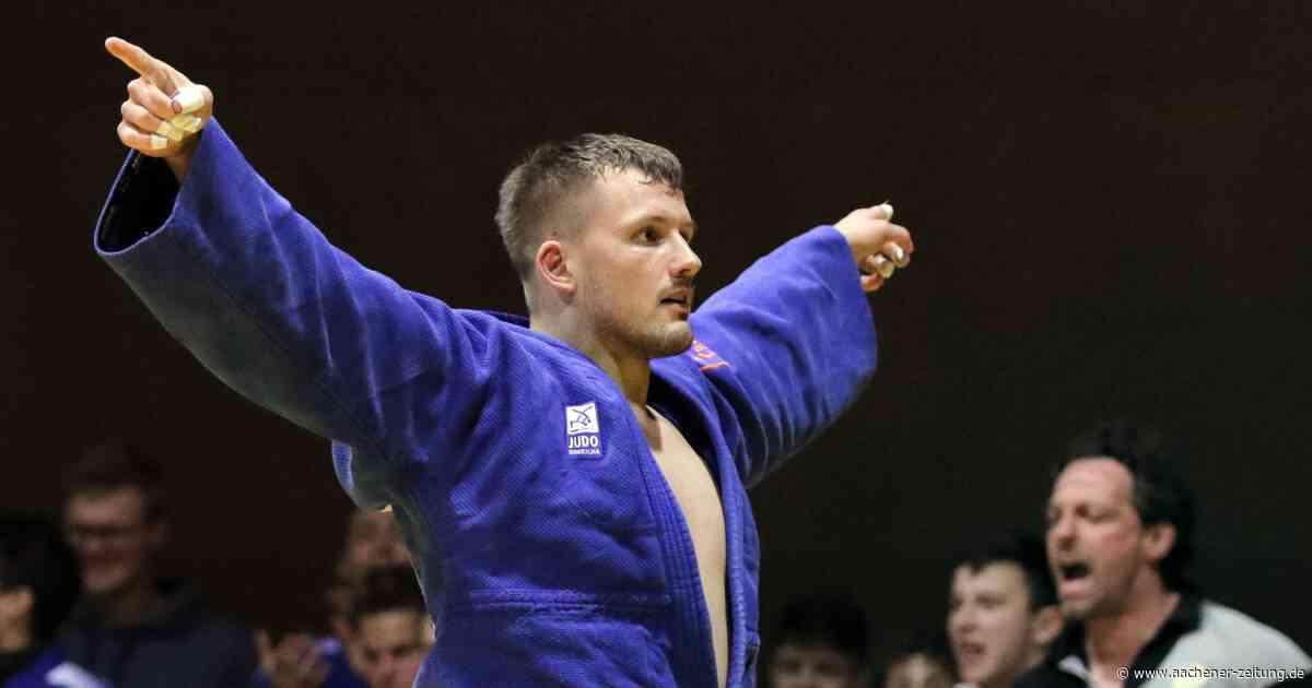 """Judokas beim Finalturnier: Walheim reist """"nicht zum Verlieren"""" an - Aachener Zeitung"""