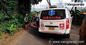 Adulto mayor murió atropellado entre Socorro y Simacota en Santander - Vanguardia