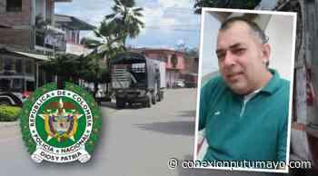 Hombre fue asesinado en confuso procedimiento policial en Puerto Caicedo, Putumayo - Conexión Putumayo