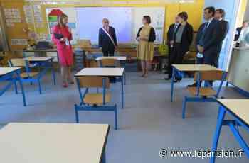 Les écoles de Breuillet entièrement repensées pour accueillir les élèves - leparisien.fr