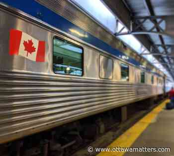 VIA Rail adding Quebec-Windsor trips, returning to nearly half pre-pandemic service levels - OttawaMatters.com