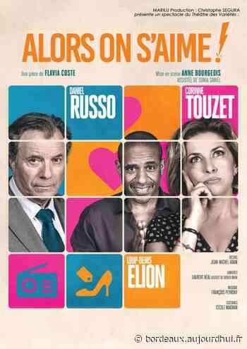 ALORS ON S'AIME ! - LES CLANS DU RIRE - Le Parisien Etudiant