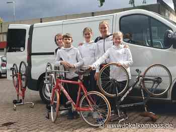 Kunstradsport Rad Club Sturmvogel Mülheim: Kupferstadt-Pokal 2019 Nachwuchsrunde - Mülheim an der Ruhr - Lokalkompass.de