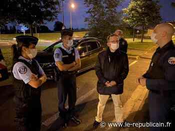 Essonne : opération anti-délinquance de la gendarmerie à Saulx-les-Chartreux - Le Républicain de l'Essonne