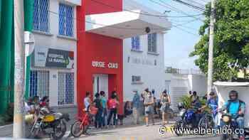 Mujer muere tras recibir una descarga eléctrica en el barrio Olaya - EL HERALDO
