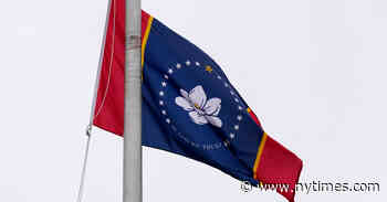 Mississippi Wants Magnolia to Be Centerpiece of New State Flag