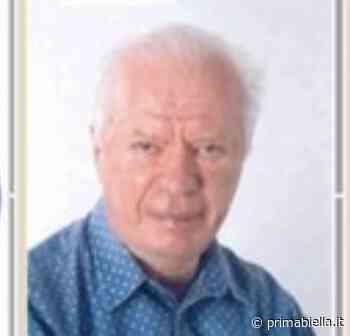 Gaglianico in lutto per la morte di Mario Accomazzo - Prima Biella