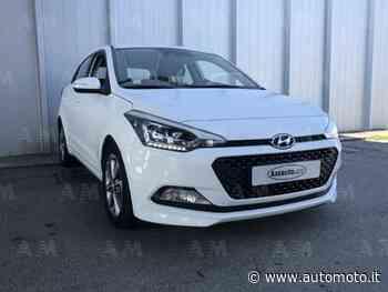 Vendo Hyundai i20 1.1 CRDi 5p. Classic usata a Gaglianico, Biella (codice 7924785) - Automoto.it