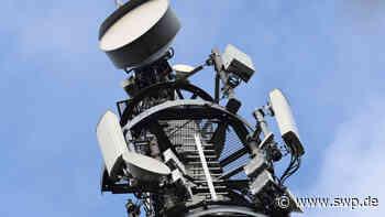 Internet: Vodafone bringt LTE nach Dettingen an der Erms - SWP