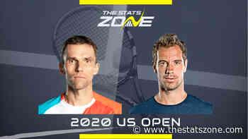 2020 US Open – Ivo Karlovic vs Richard Gasquet Preview & Prediction - The Stats Zone