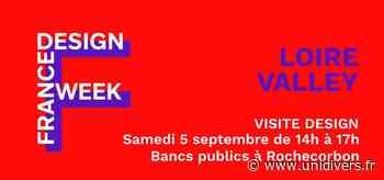 FDW Loire Valley – Bancs publics à Rochecorbon Place de la Mairie de Rochecorbon samedi 5 septembre 2020 - Unidivers