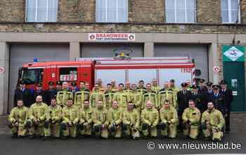 """Brandweerpost Oostduinkerke bestaat 100 jaar en zoekt vrijwilligers: """"De dankbaarheid van mensen, dat geeft zo veel voldoening"""""""