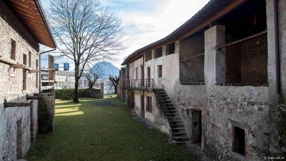 Masseria di Cornaredo, c'è la licenza edilizia - Corriere del Ticino