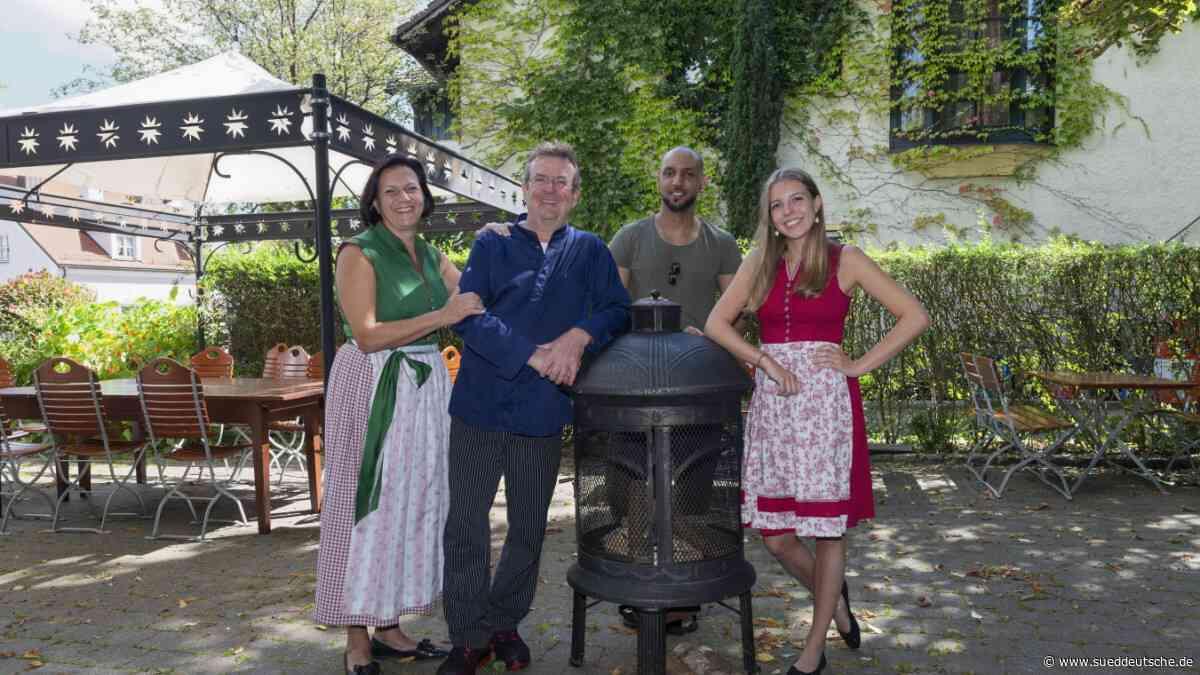 Zum Schex in Sankt Wolfgang: Vierte Familiengeneration - Süddeutsche Zeitung