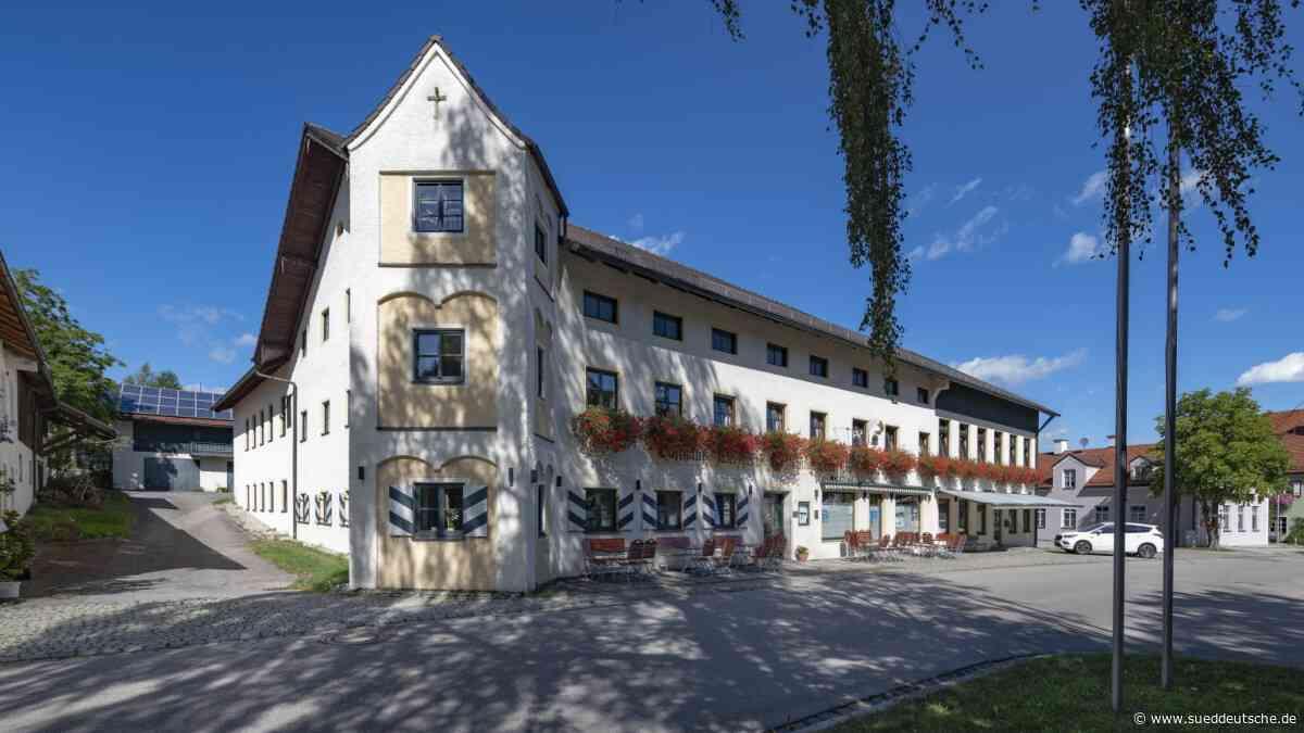 Zum Schex in Sankt Wolfgang: Kulinarischer Schatz - Süddeutsche Zeitung