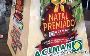 Campanha Natal Premiado 2020 tem início em Mangueirinha - Diário do Sudoeste