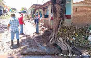 #Tejupilco: Tromba inunda casas en Bejucos y Paso del Guayabal - DigitalMex