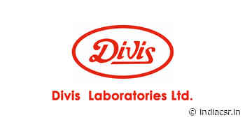 Divi's Laboratories contributes over Rs. 2367 cr to national exchequer in the last five years - IndiaCSR