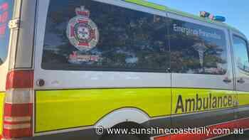 One taken to hospital after crash at Nambour - Sunshine Coast Daily