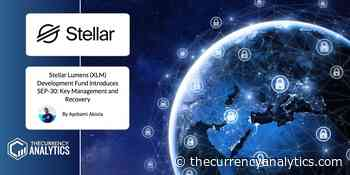 Stellar Lumens (XLM) Development Fund introduces SEP-30: Key Management and Recovery - The Cryptocurrency Analytics