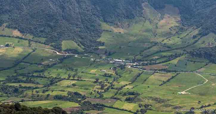 Alcalde de Policarpa denuncia más de 150 desplazados por combates en Nariño - Semana