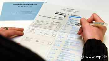 Alle wichtigen Infos zur Kommunalwahl 2020 in Netphen - Westfalenpost