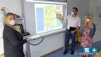 Netphen: Schulen machen sich fit Unterricht auf Distanz - Westfalenpost