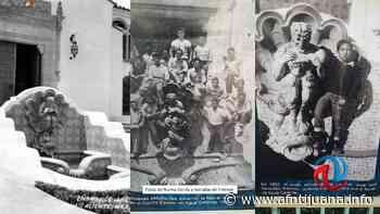 Trabajan en la restauración de la Fuente del Dios Pan en Agua Caliente - AGENCIA FRONTERIZA DE NOTICIAS