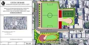 Bari, campo più piccolo e arena per gli eventi di Carbonara: 1 milione di euro per il Leo Dell'Acqua - Il Quotidiano Italiano - Bari