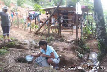 Pobladores de Cañazas viven en condiciones infrahumanas... sin agua ni luz - Día a día