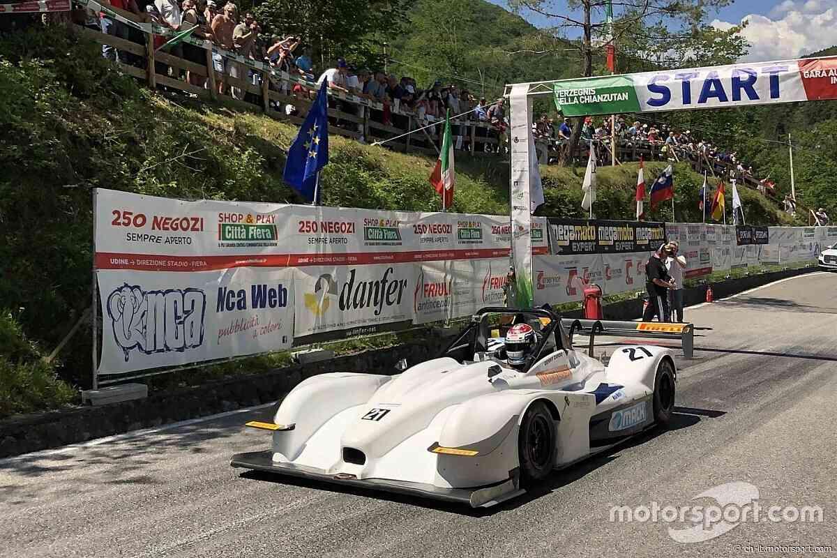 CIVM: Verzegnis Sella Chianzutan, arrivederci al 2021 - Motorsport.com Svizzera