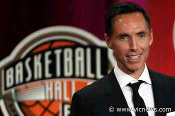 Nets hire Hall of Fame point guard Steve Nash as coach - Victoria News
