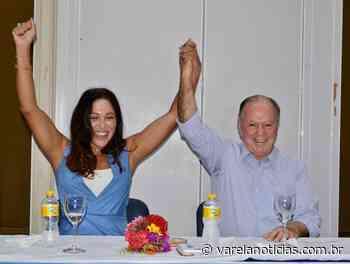 Sheila Varela adia sonho de governar Itaparica por causa de pandemia e dedicação à família - Varela Notícias
