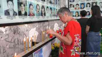 Beslan Remembers 334 Victims Of Deadly Russian School Siege - Radio Free Europe/ Radio Liberty