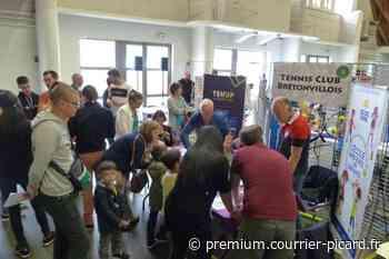 À Villers-Bretonneux et Beauval, les associations en forum pour faire le plein d'activités - Courrier picard