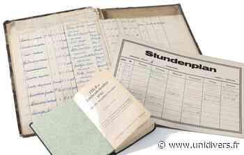 Conférence « L'école du IIIe Reich en Moselle annexée 1940-44 » dimanche 20 septembre 2020 - Unidivers