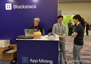 Blockstack strikes deal with liquidity provider GSR for STX token trading - TOKENPOST