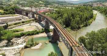 Lavori RFI viadotto Borgo Val di Taro - FS News