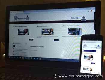 UBA CREATEC - SAN JUAN DE LOS MORROS / Alternativa real en la educación online en el estado Guárico - El Tubazo Digital