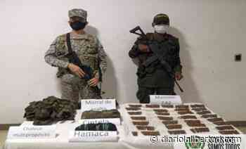 En Juradó un integrante del ELN se entregó a la Policía Nacional - Diario La Libertad