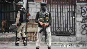 India Tarik 10.000 Pasukan dari Jammu dan Kashmir - republika.co.id