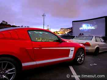 A new drive-in movie theatre pop-up is opening in Vaudreuil-Dorion, and admission is $10 - Time Out