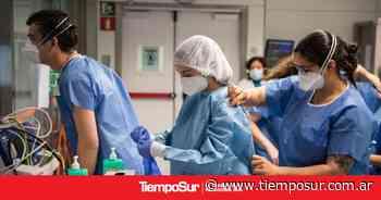 Enfermera de 28 de noviembre se contagió de coronavirus en Rio Gallegos - TiempoSur Diario Digital
