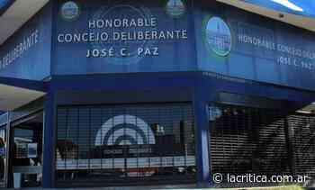 El concejo deliberante de Jose C. Paz decidió no investigar a Ishii - La Crítica