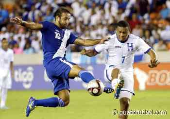 José «El Moyo» Contreras no estará por ahora en la Selección - Guatefutbol.com
