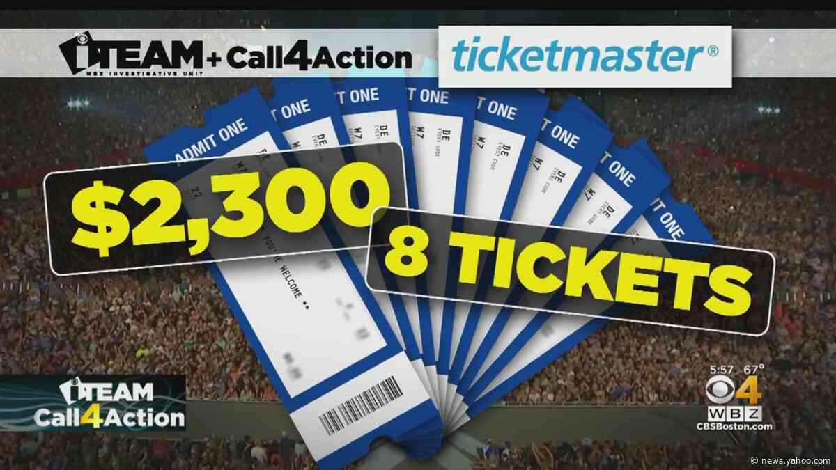Ticketmaster Refunds Kenny Chesney Tickets After I-Team's Call 4 Action Gets Involved - Yahoo News