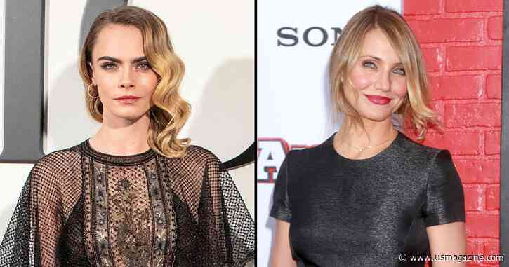 Cara Delevingne, Cameron Diaz and More Stars With Successful Alcohol Brands