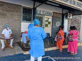 Policlínica de Bugaba aplicó más de mil vacunas en agosto - El Digital Panamá
