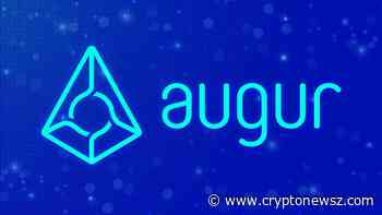 Augur (REP) Reflects Pullback After Marking YTD High Above $36 - CryptoNewsZ
