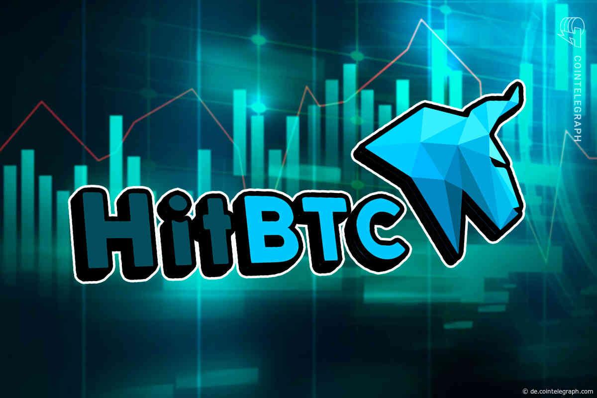 HitBTC bietet nun Unterkonten an - Cointelegraph Deutschland